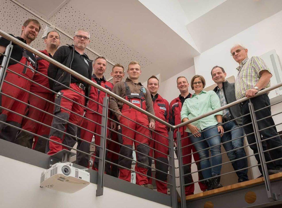 Team Volmer GmbH | Heizung Lüftung Sanitär | Billerbeck